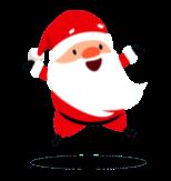 Santa stars