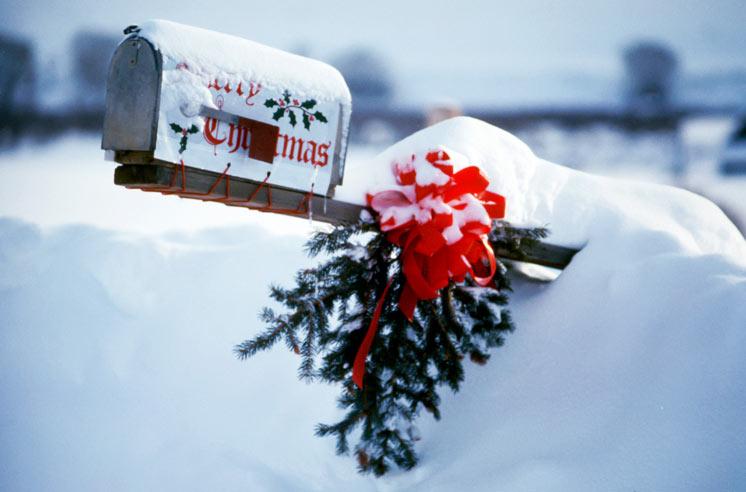 Newsletter Świętego Mikołaja