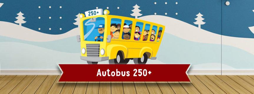 Promocja Autobus 250+